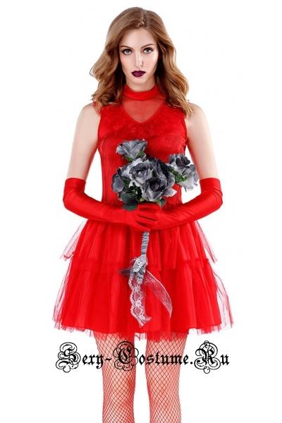 Мертвая невеста хеллоуин w2903