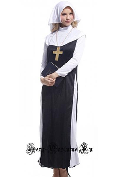 Монашка из обители w0025