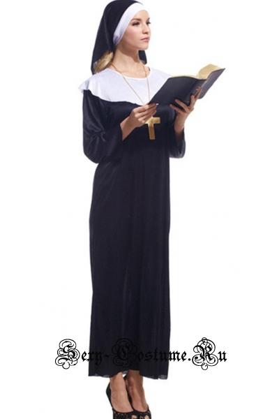 Монашка католический вариант w0016