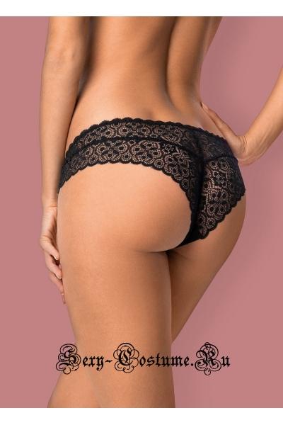 Шортики черный obsessive shibu shorties