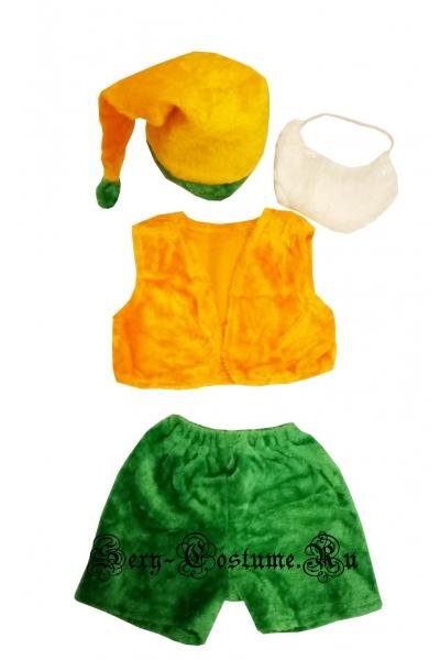 Детский костюм гномикэльф lu1114