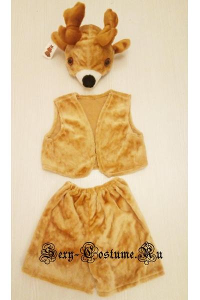 Детский костюм олененок для мальчиков sd1213
