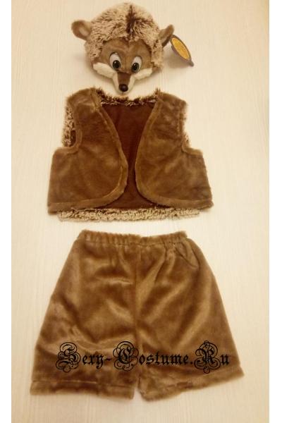 Детский костюм ежик для мальчиков s89013