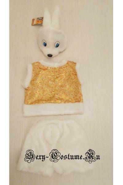Детский костюм зайчик братишка для мальчиков b1213