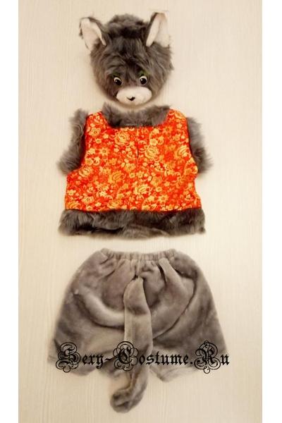Детский костюм кота мартына для мальчиков b1215