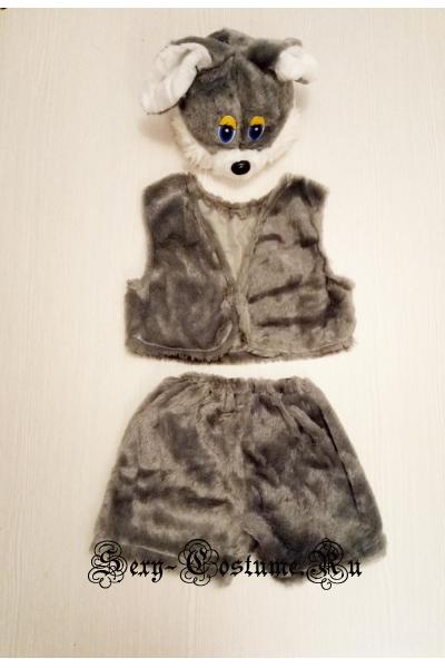 Детский костюм зайчик lu1117-2