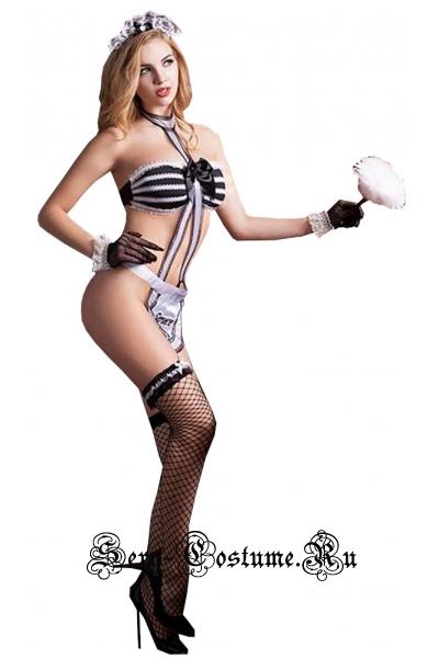 Французская элитная горничная секси nightks lu9726