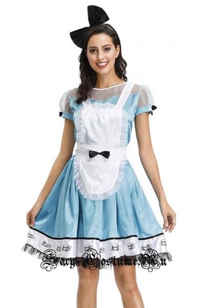 Алиса в стране чудесприглашение на чаепитие m19621