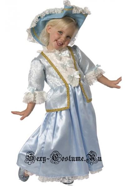 Принцессамушкетер девочка детский утренник m5989