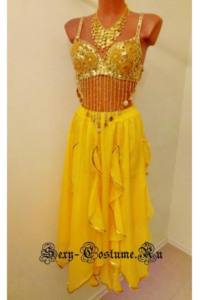 Юбка восточной танцовщицы  lu1015-8 юбка