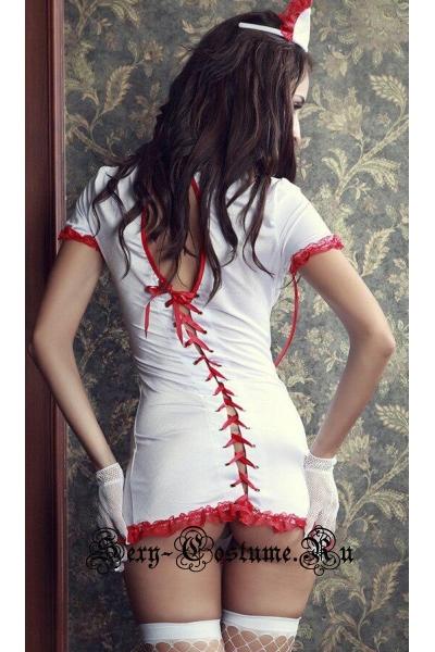 Сексуальная медсестра госпиталя home nightks lu1056