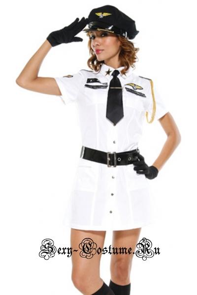 Стюардесса пилот самолета l2136