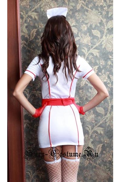 Медсестра хозяйка палаты 2в1 nightks lu1002