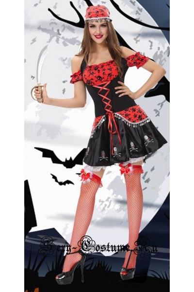 Пиратка гроза хеллоуина f1441 f1441