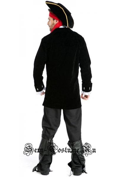 Пиратский костюм джеймс крюк d1822