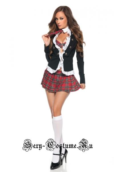 Школьница наряд хорошей девочки r9203