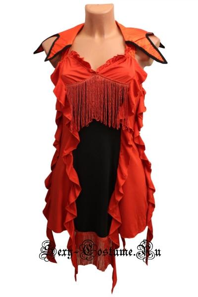 Дьяволенок-чертовка богиня ада демон n8429