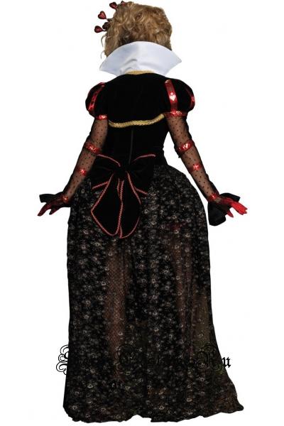 Червовая королева хозяйка бала n2403