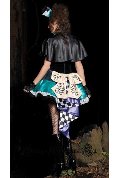 Сказочная девушка алиса шляпник m4419