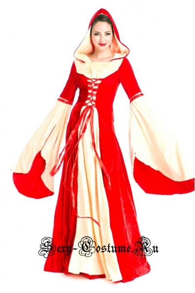Алая королевасредневековое чудо w1609