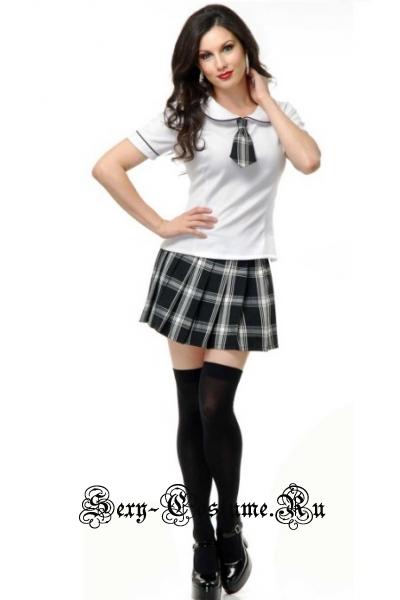 Ученица колледжа школьница m4569