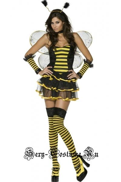 Пчелка любительница вечеринок m5844