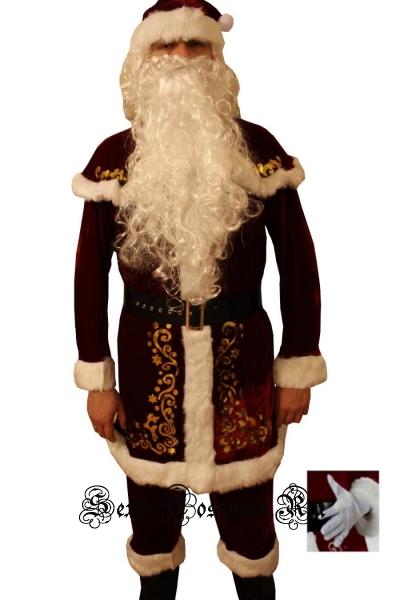 Дед мороз (санта клаус) m6286