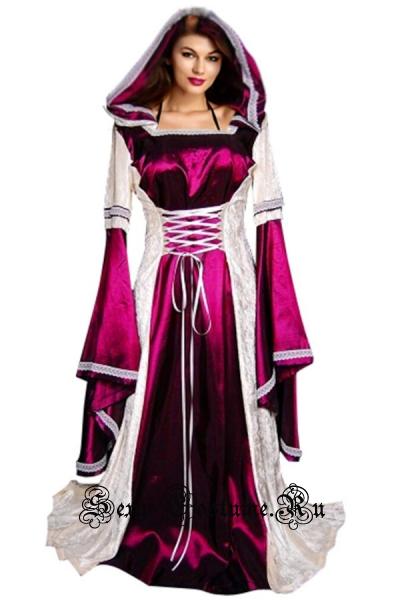 Алая принцесса средневековья герда m5679
