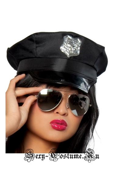 Фуражка полицейского копа 7688