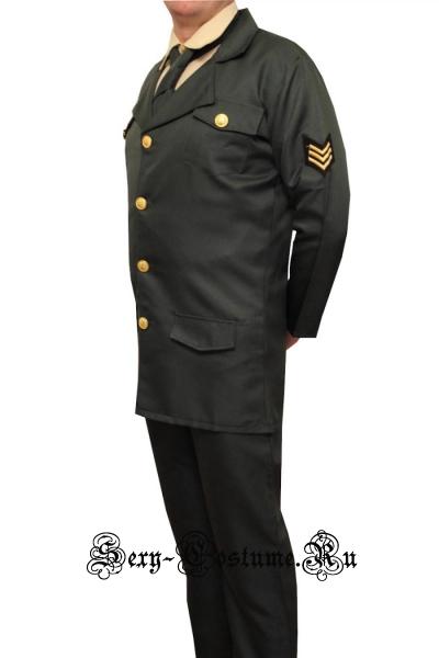 Сержант войск нато m7836