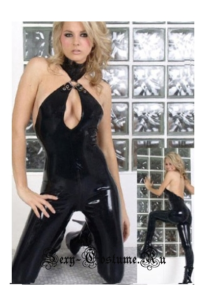 Виниловый костюм m8503