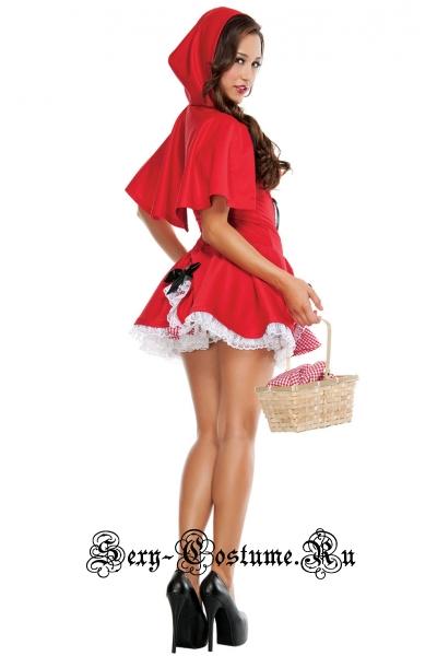 Красная шапочка девушка кокетка m9195