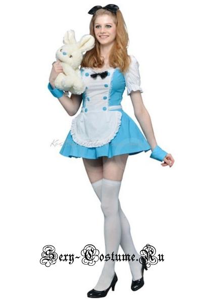 Алиса в стране чудес в поисках кролика s6406