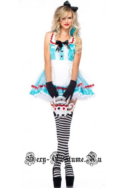 Алиса в стране чудес клубный вариант m1013