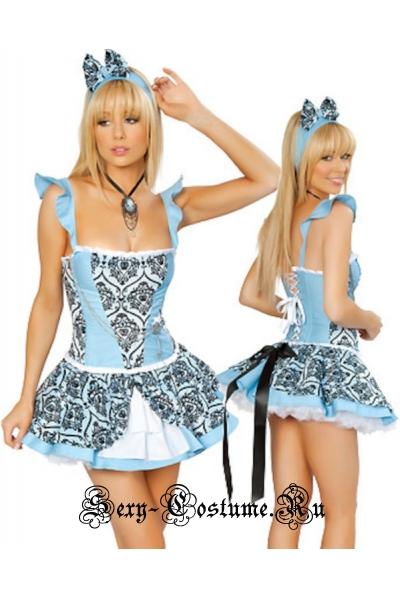 Алиса в стране чудес королева стиля m3023
