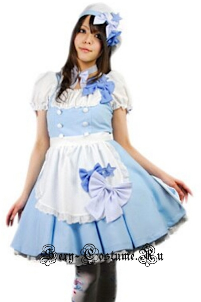 Алиса в стране чудес героиня мультика аниме m8707